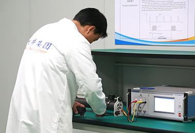 操作电快速脉冲测试仪