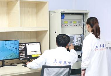 操作辐射测试的接收机